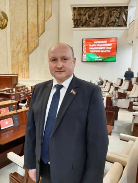Открытие  сессии Палаты представителей Национального собрания Республики Беларусь седьмого созыва